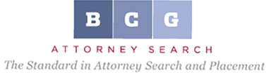 Legal Recruiter - BCG Attorney Search